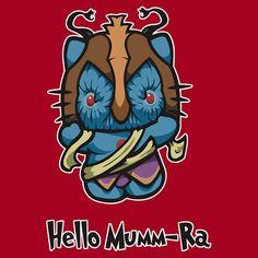 Hello Mumm-Ra by yayzus
