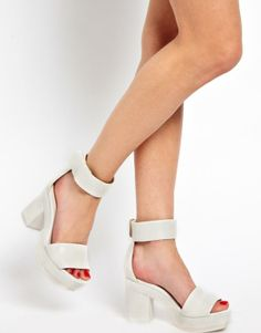 White shoes from Whistles at ASOS