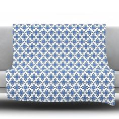 You'll love the Bohemian Blues III by Carolyn Greifeld Fleece Throw Blanket at Wayfair - Great Deals on all Bed & Bath products with Free Shipping on most stuff, even the big stuff.