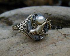 Hunger Games Inspired Ring