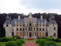 Borrekens Castle, Vorselaar, Antwerp.