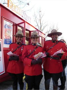 Canadiana! at the Canadian Embassy's inauguration festivities