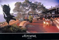 Nepenthe, Big Sur