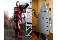 Iron Man & Iron :)