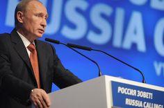 Petersburg şehrinde düzenlenen Uluslararası Ekonomik forumda konuşan Rusya Devlet Başkanı Vladimir Putin Rusyafobiyanın arkasındaki nedeni açıkladı.
