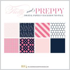 coordinating preppy patterns - Google Search