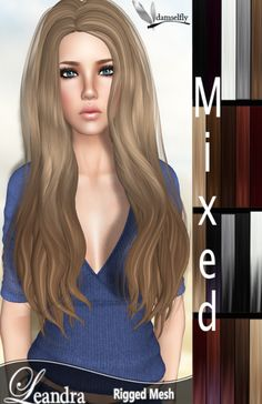 Damselfy http://maps.secondlife.com/secondlife/Damselfly%20Hair%20Salon/134/135/31