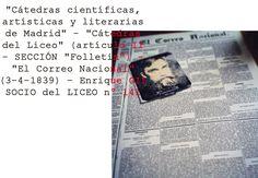 """#CongresoInternacionalGilYCarrasco Álbum de firmas - """"La tripa"""" - Hojas de papel cebolla - #EnriqueGilYCarrasco periodista en """"El Correo Nacional"""""""
