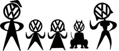 VW stick family
