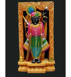 Shreenath Ji Statue available @ Rs 1500  best price with discounted price in india. http://www.krafthub.com/shreenath-ji.html