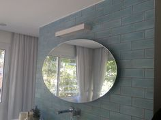 פזית שביט אדריכלים Pazit Shavit Architects - עיצוב פנים-פרטי Mirror, Projects, Furniture, Home Decor, Log Projects, Interior Design, Home Interior Design, Arredamento, Mirrors