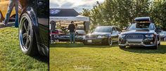 Last Saturday we teamed up with QuattroWorld.com & rolled out to the 2013 Audi Expo at Griot's Garage flagship store in Tacoma. Featuring a wide variety of Audis from throughout the ages, the Expo is one of the largest Audi-exclusive meets around!
