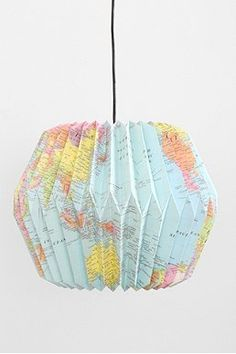 Globe Paper Lantern from Urban Outfitters