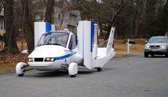 Flying car!