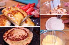 Régalez-vous avec le pain perdu au mascarpone, cannelle et miel - La Recette