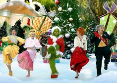 Universal Studios Hollywood Rings in the Holiday Season with GRINCHMAS Merry Mischievous Minions and Delicious All-New Hot Butterbeer as Universal CityWalk Decks the Hall with Free Concerts and Special Appearances by Saint Nick