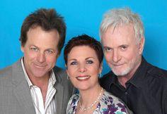 Kin Shriner Jane Elliott and Tony Geary