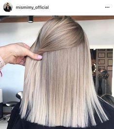 Lob hair