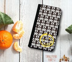 Protect your phone with a Tangerine Forest unique design!    Keep all of your most important things in one place! Our mobile wallet allows you to