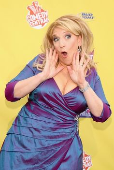 Lisa Lampanelli,...I just wanna laugh with this bitch