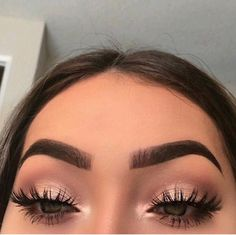 Those lashes