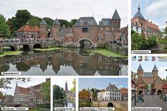 Puzzeltocht Amersfoort (Utrecht) - Wandel in 30 multiple choice vragen door de fraaie binnenstad van Amersfoort en geniet van de vele bezienswaardigheden die deze gezellige stad in het hart van Nederland je te bieden heeft!