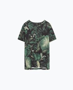 Image 6 of TROPICAL PRINT TOP from Zara