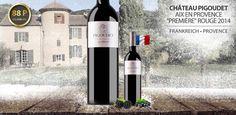 """Der Pigoudet Aix en Provence """"Première"""" 2014 ~ Winterangebot - http://weinblog.belvini.de/pigoudet-aix-en-provence"""