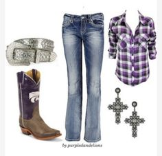 Cowgirl Style-just not a fan of those particle boots Country Style Outfits, Country Wear, Country Girl Style, Country Fashion, My Style, Country Life, Country Chic, Cowgirl Outfits, Cowgirl Style