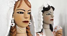 bonecas do jequitinhonha - Pesquisa Google