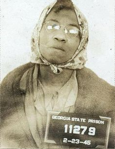 1945- A chronicle of the life of Lena Baker, the first woman to be sent to the electric chair in Georgia for the murder of her employer, who forced her into sexual slavery.  Baker was charged with capital murder for killing her employer, Ernest Knight,   In 2005, 60 years after her execution, the Georgia Parole Board issued Baker a full and unconditional pardon.// A little too late don't you think...
