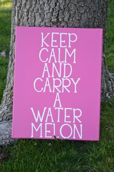 """I usually hate these """"keep calm"""" things....but a Dirty Dancing one is ok w/me  <3"""