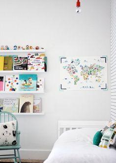 Book on the wall//Kidsroom |▲▲ STILL LIFE ▲▲