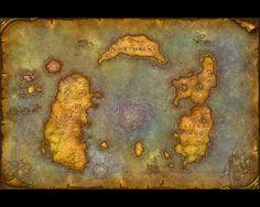 WotLK Map