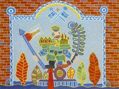 Greek Art, Conceptual Art, Painters, Printmaking, Greece, Kids Rugs, Sculpture, Fine Art, Canvas