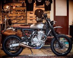 Honda #NX650 #scrambler by Guido one of the @wrench_kings. : @basduijsphotography