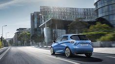 Neuer ZOE - Elektrofahrzeuge - Renault Schweiz