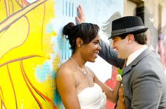 Alex & Cammy Photography  Florida, Jacksonville Wedding Photography  www.alexandcammy.com Jacksonville photos session pictures beautiful unique graffiti