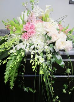 jeff french floral & event design: Funeral Flowers - My site