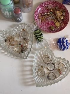 Polly Pocket, Bedroom Inspo, Bedroom Decor, Cute Jewelry, Dainty Jewelry, Hippie Jewelry, Jewelry Accessories, Accesorios Casual, Room Goals