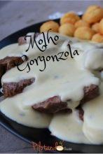 Molho gorgonzola – como fazer: Já pensou em preparar um delicioso molho gorgonzola para acompanhar uma carne ou mesmo com uma massa? Ele normalmente faz sucesso com a maioria das ...