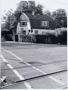 Soesterweg 525: baanwachterswoning uit ca. 1905. Hij ligt aan de spoorlijn naar Utrecht. Utrecht, The Province, Holland, City, The Nederlands, The Netherlands, Netherlands, Cities