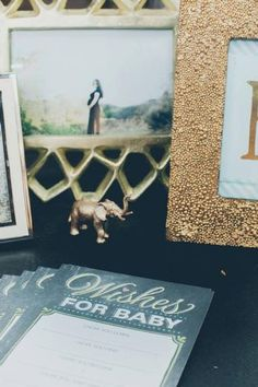 Hostess with the Mostess® - Mint + Metallic {BABY LOVE} Shower: Part 1