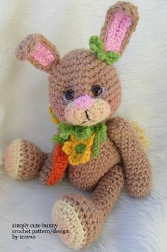 1000+ images about Amigurumi on Pinterest | Doll hair, Thread crochet