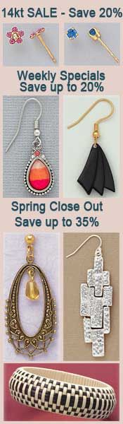 There are many ways to save on you Simply Whispers jewelry. Always hypoallergenic.