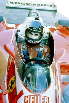 Carlos Reutemann Ferrari 312 T-3 1978