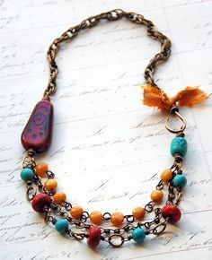 3 to 1 Necklace