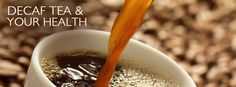 Most people who drink decaffeinated coffee or tea do so because it doesn't make them jittery or keep them awake. Is decaf somehow healthier than its caffeinated counterparts? Decaf Tea, Decaf Coffee, Iced Coffee, Types Of Coffee Beans, Fresh Coffee Beans, Coffee Maker Machine, Mocha Chocolate, Tea Blog, Coffee Health Benefits