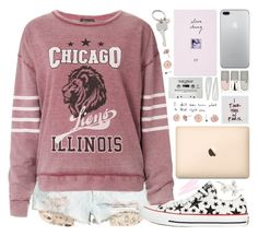 """1531."" by alexandra-provenzano ❤ liked on Polyvore featuring Topshop, NARS Cosmetics, Converse, Urban Outfitters, Lancôme, Paul Smith, Forever 21 and Pier 1 Imports"