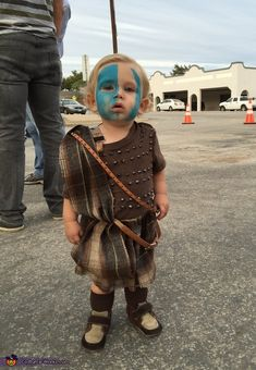 William Wallace Baby Halloween Costume